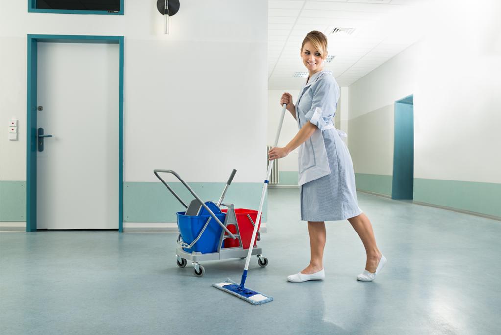 Impresa di pulizie civili e industriali - DMF Cleaners